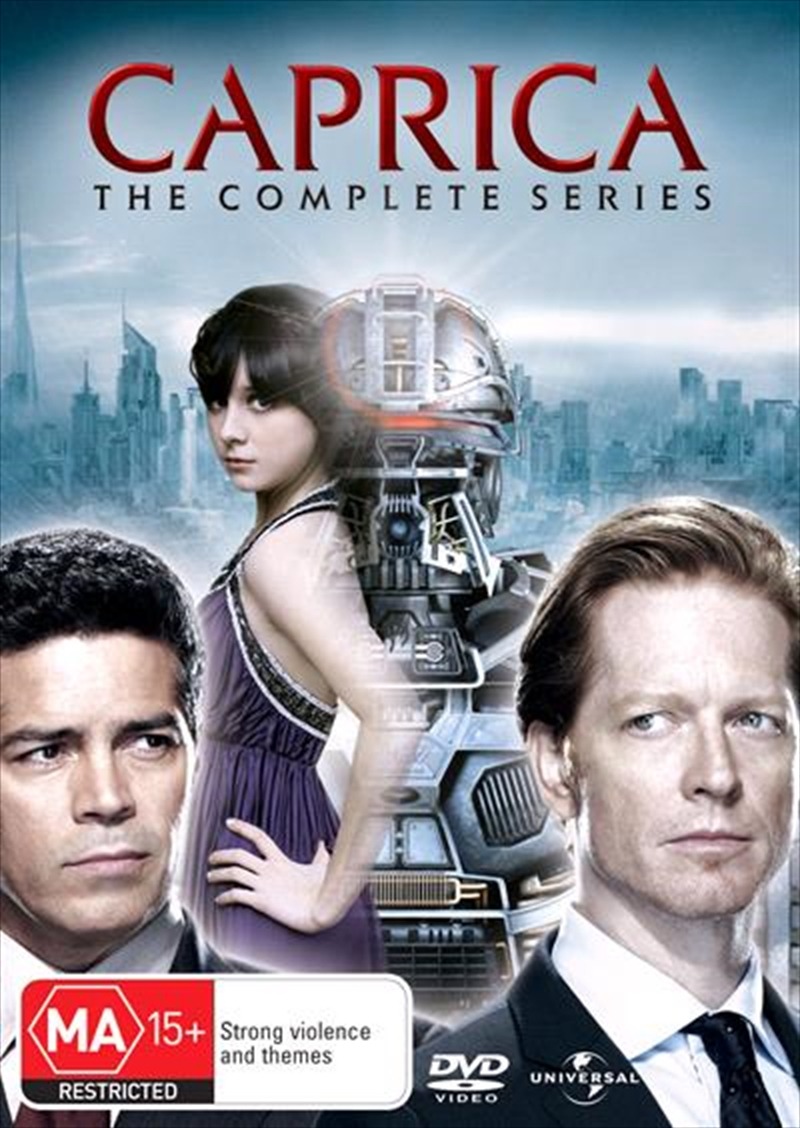 Caprica - The Complete Series Boxset | DVD