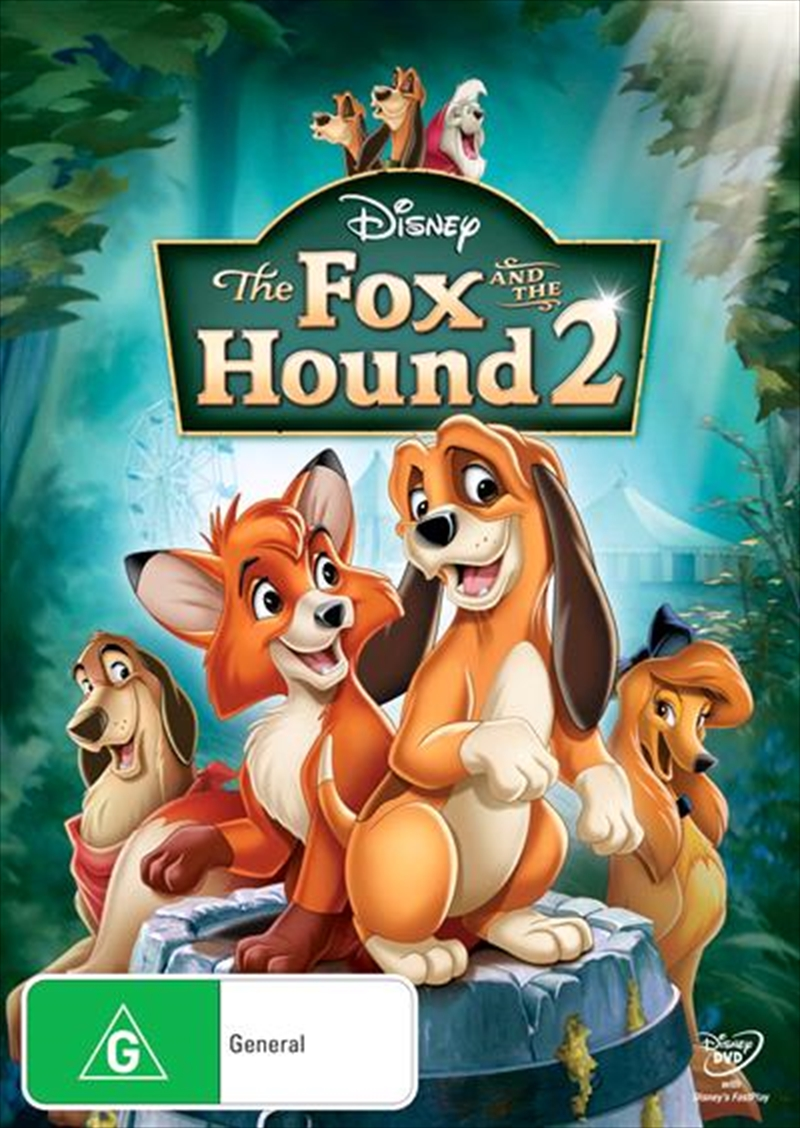 Fox And The Hound 2 - Special Edition | DVD