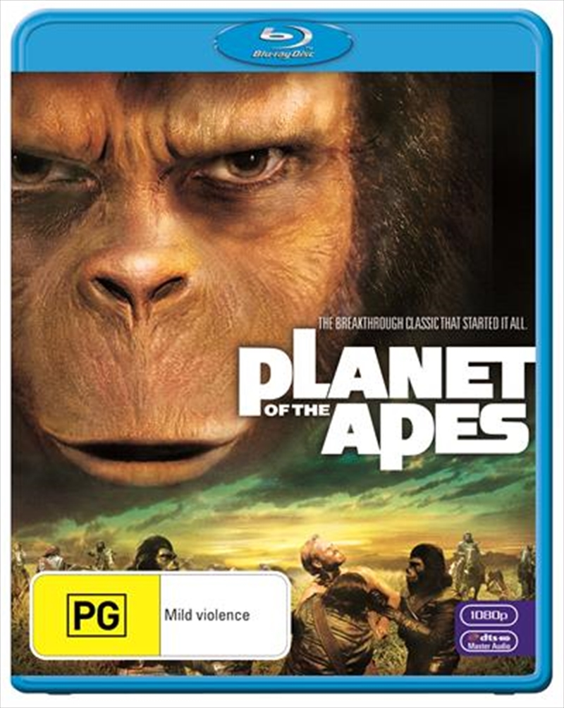 Planet Of The Apes - 35th Anniversary Special Edition | Blu-ray