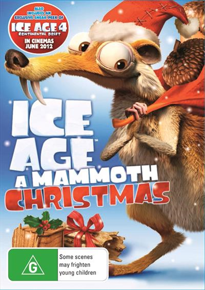 Ice Age - A Mammoth Christmas | DVD