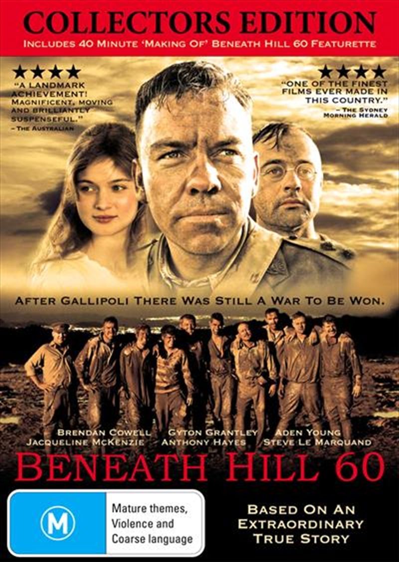 Beneath Hill 60 - Collector's Edition | DVD