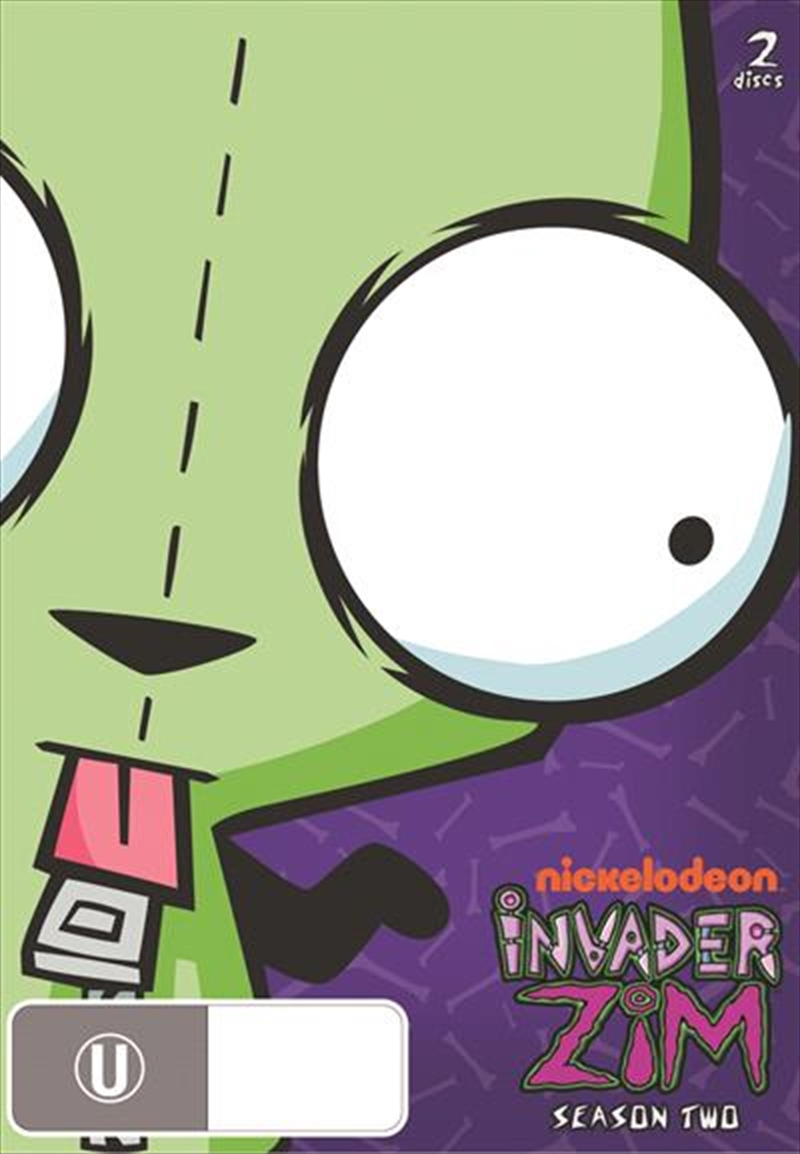Invader Zim - Season 2 | DVD