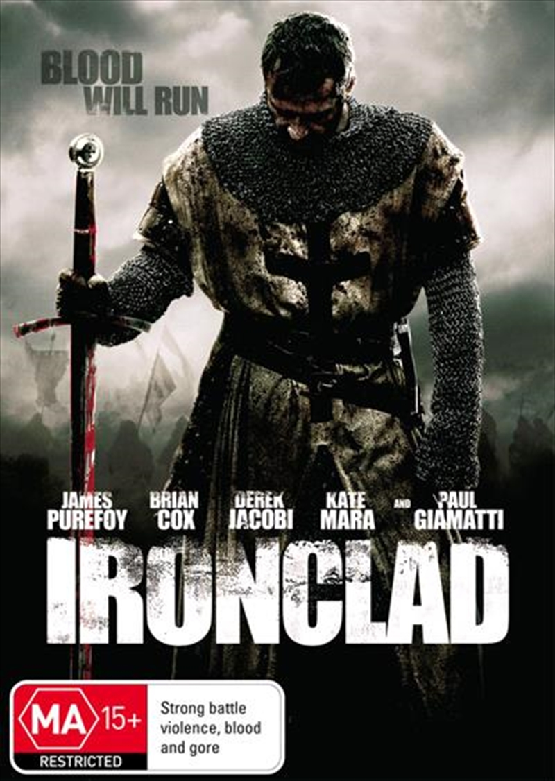 Ironclad | DVD