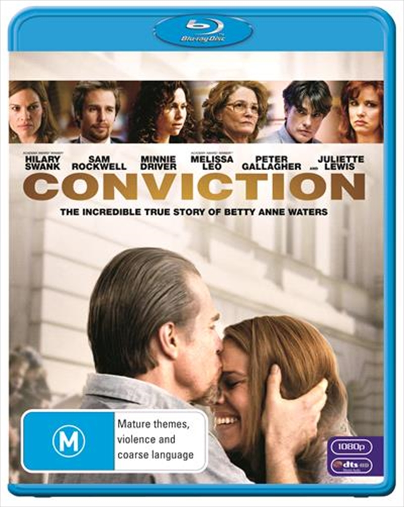Conviction | Blu-ray