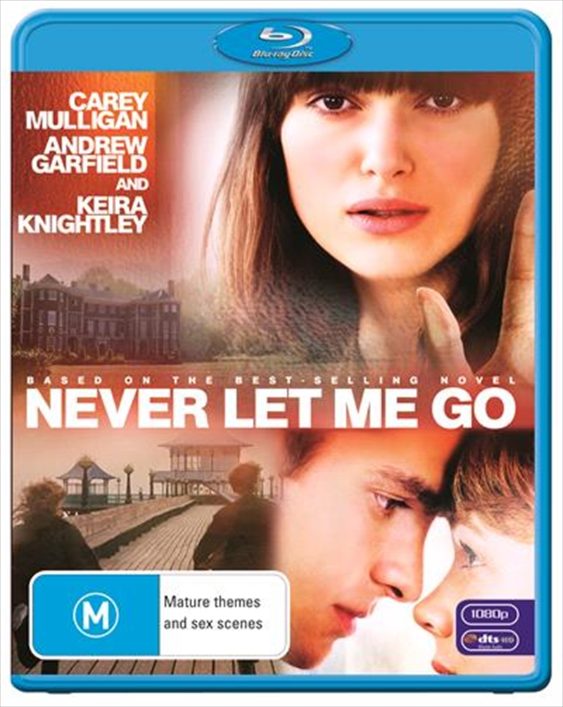 Never Let Me Go | Blu-ray