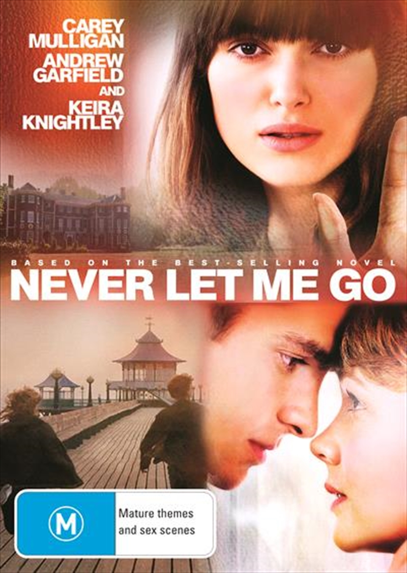 Never Let Me Go | DVD