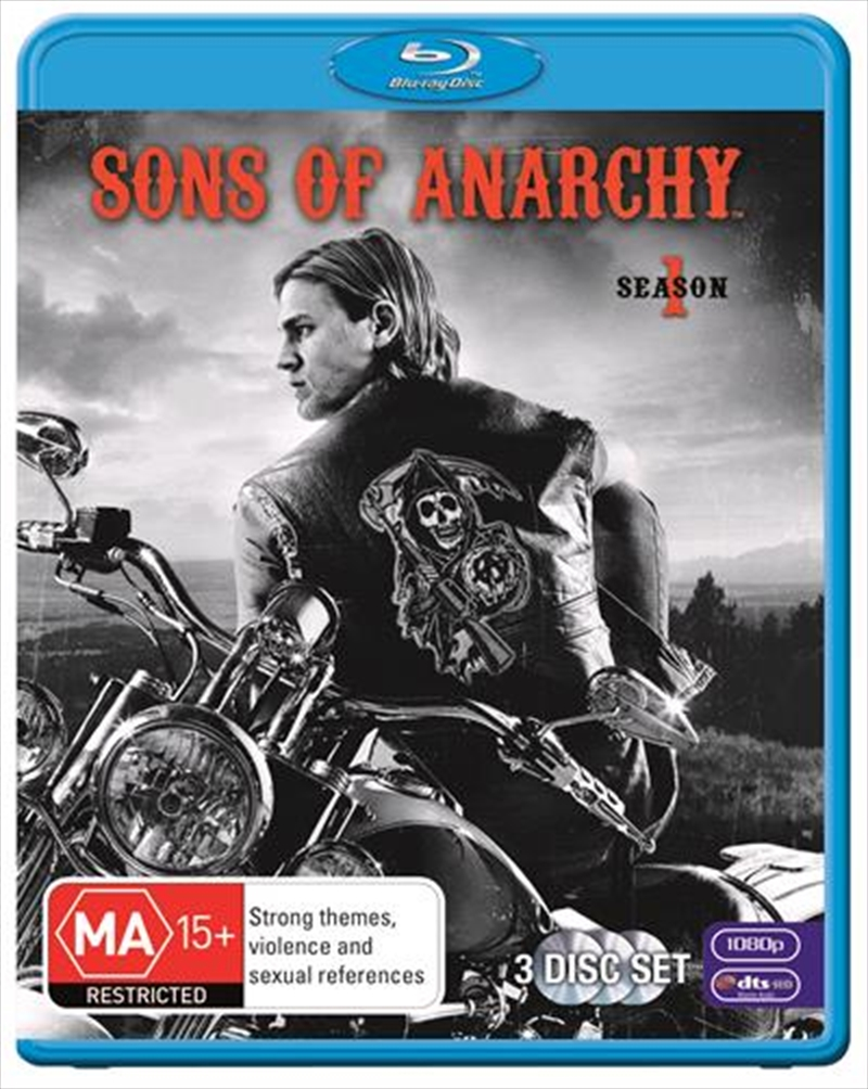 Sons Of Anarchy - Season 1 | Blu-ray