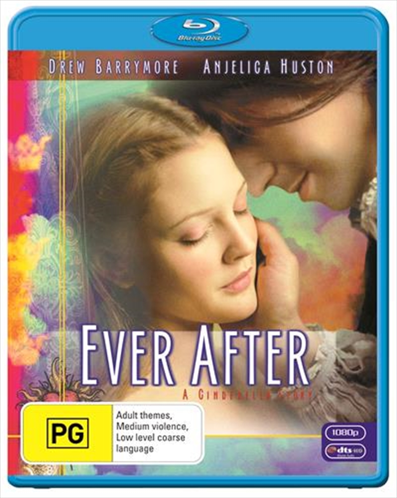 Ever After - A Cinderella Story   Blu-ray