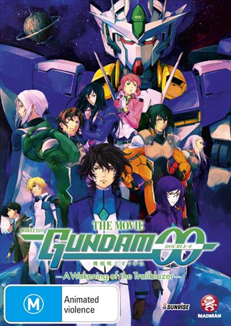 Buy Mobile Suit Gundam 00 The Movie A Wakening Of The ...