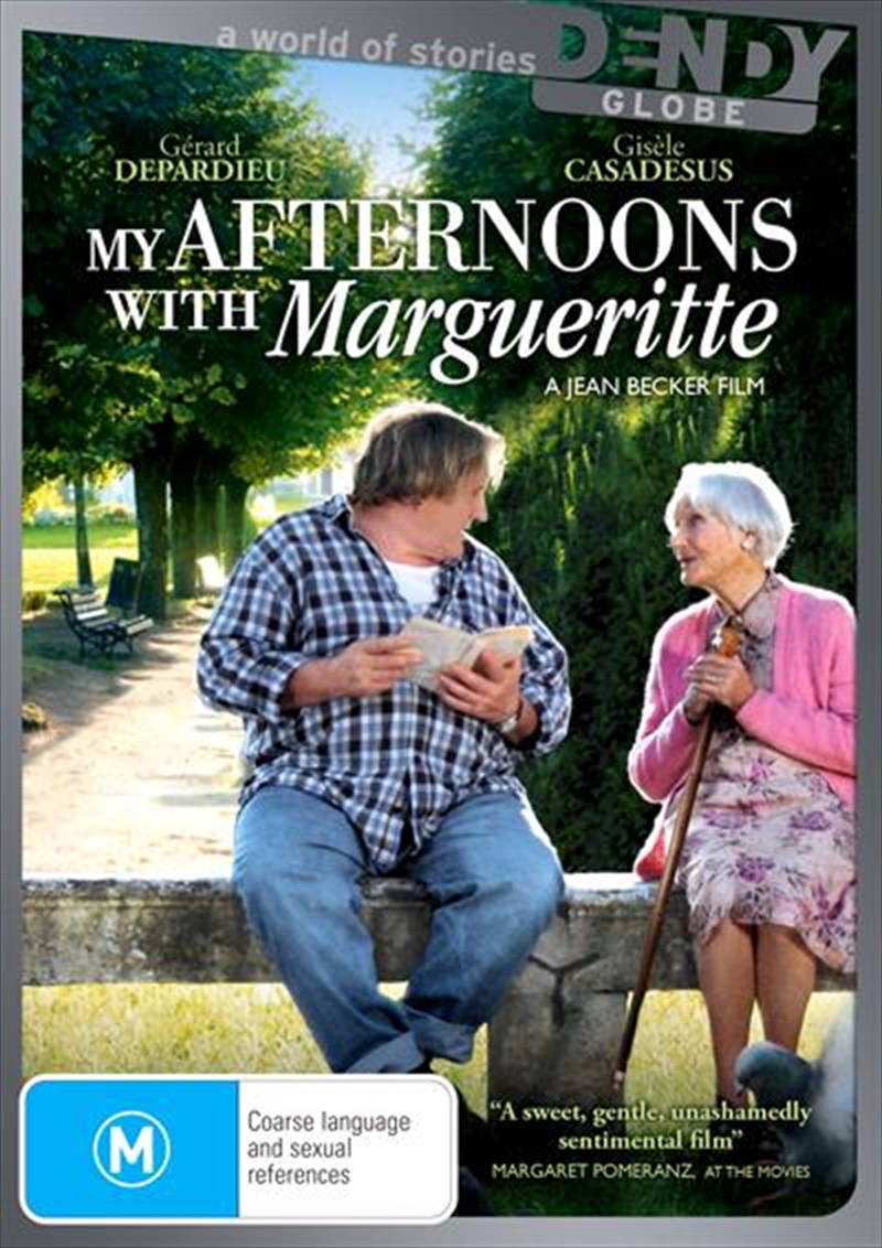 My Afternoons With Margueritte Foreign Films, DVD | Sanity