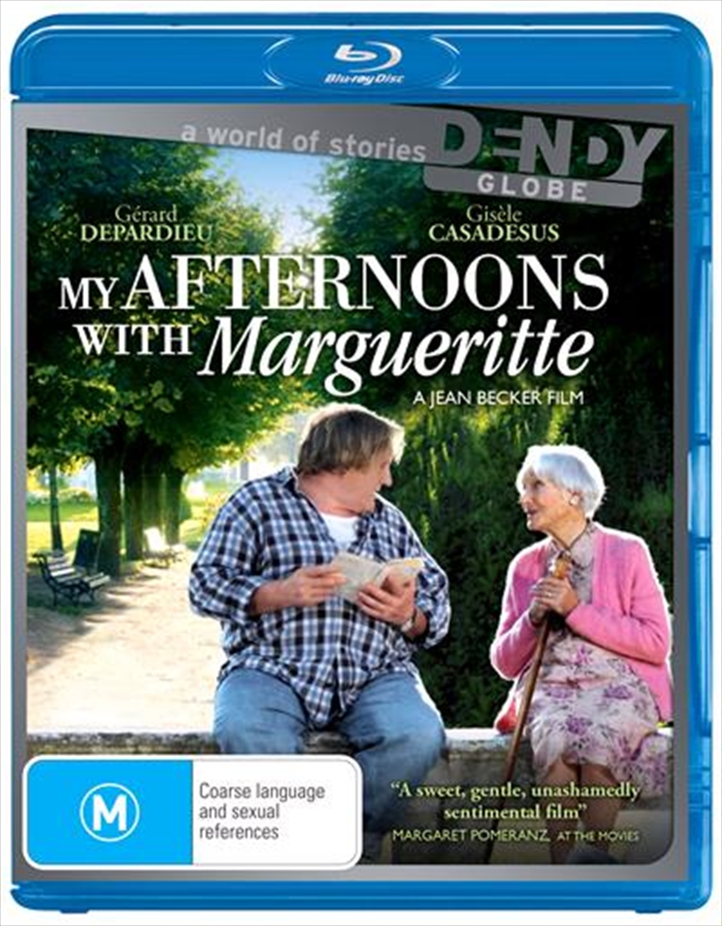 Buy My Afternoons With Margueritte on Blu-ray | Sanity
