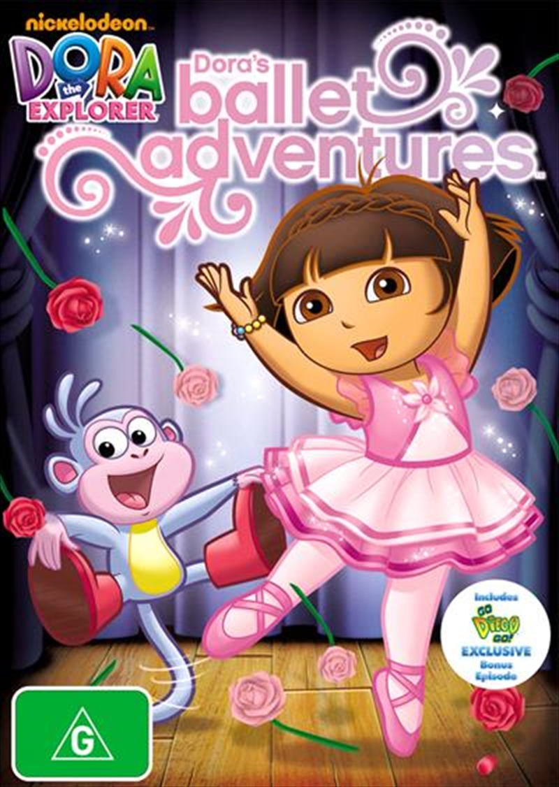 Dora The Explorer - Dora's Ballet Adventures | DVD