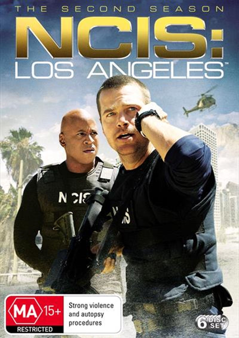 NCIS - Los Angeles - Season 2 | DVD