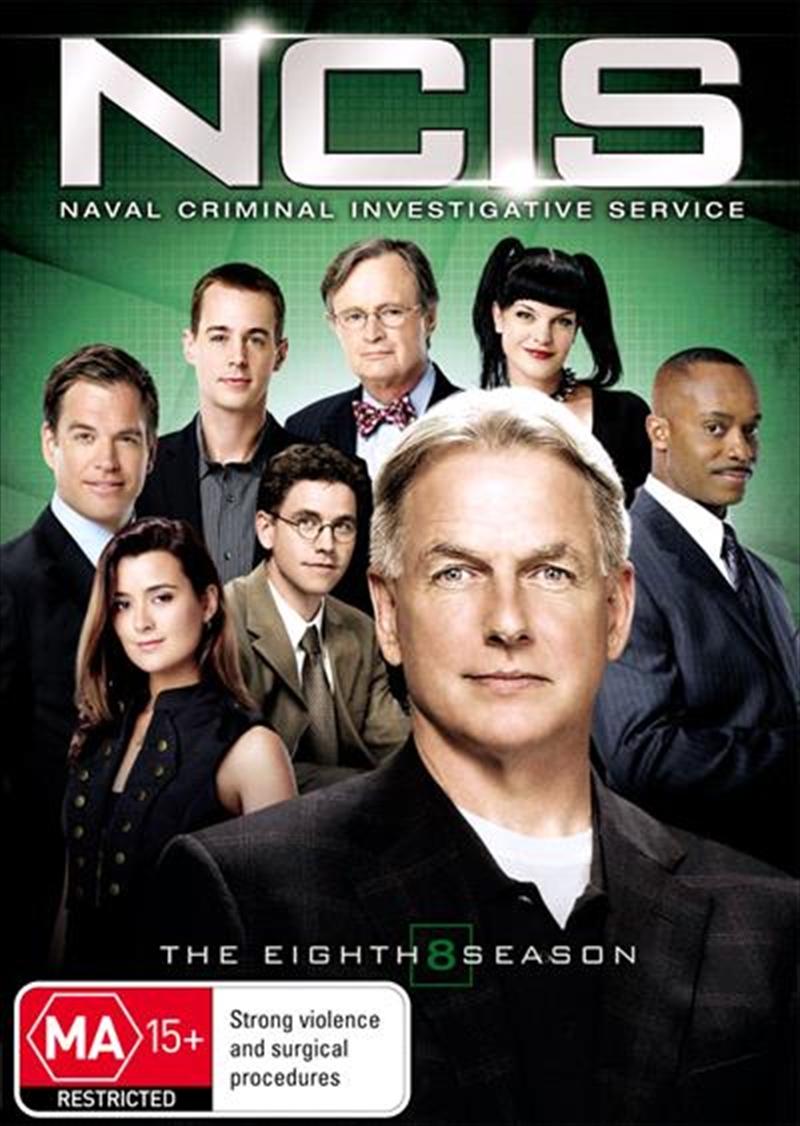 NCIS - Season 8 | DVD