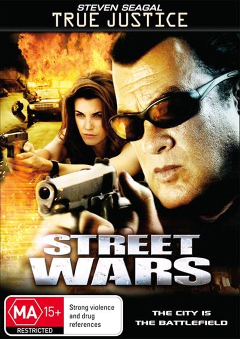 True Justice - Street Wars   DVD