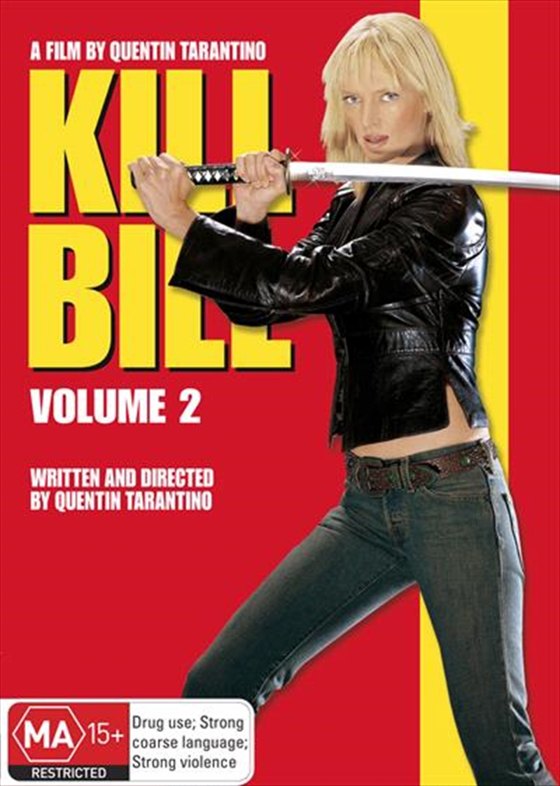 Kill Bill - Vol 02 | DVD