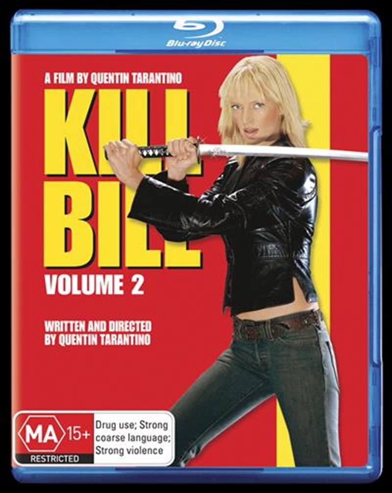 Kill Bill - Vol 02 | Blu-ray