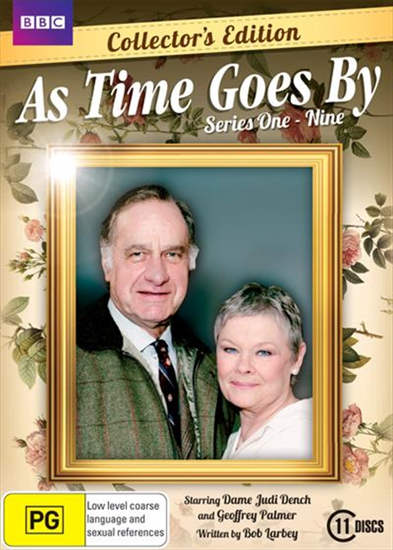 As Time Goes By - Series 01 - 09 | Box Set | DVD