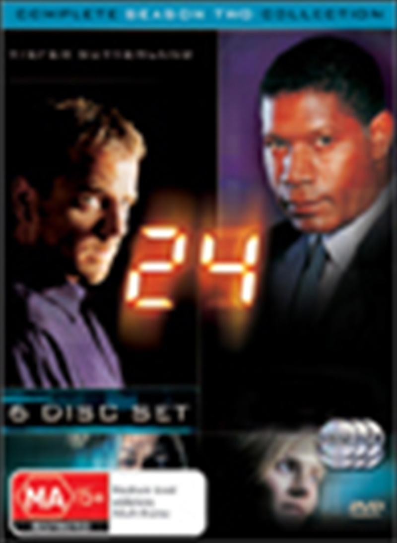 24 - Season 2 | DVD