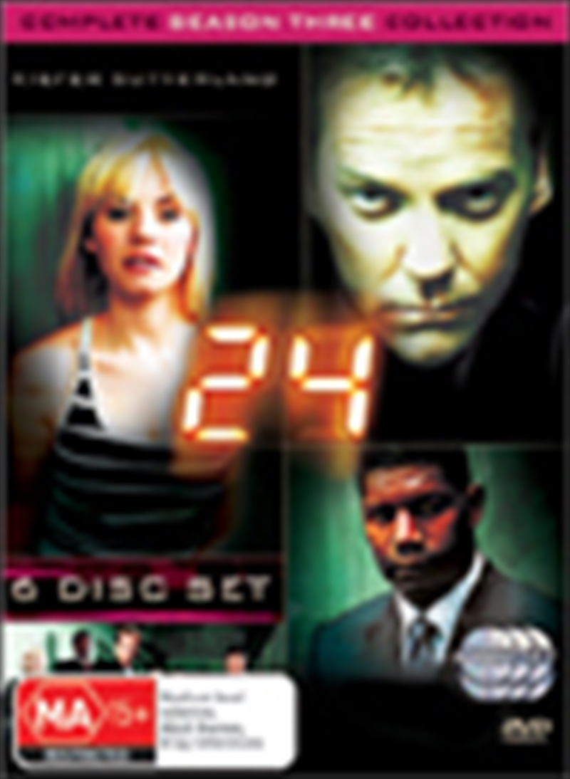 24 - Season 3 | DVD