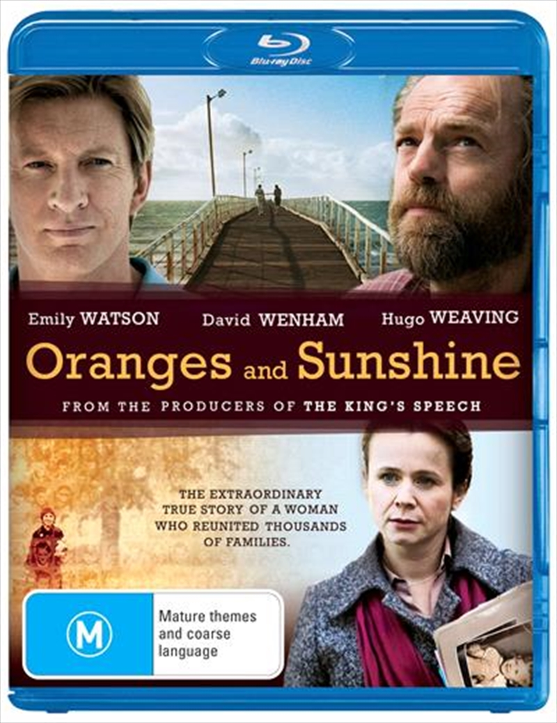 Oranges And Sunshine | Blu-ray