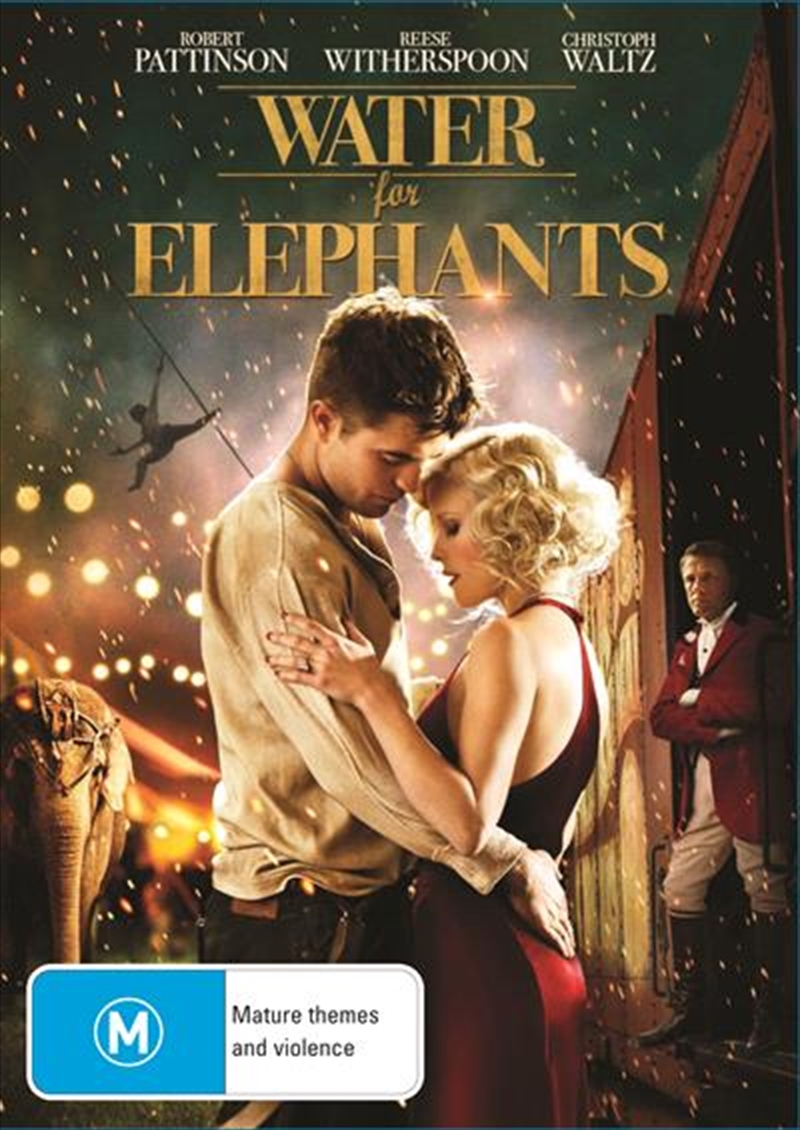 Water For Elephants | DVD