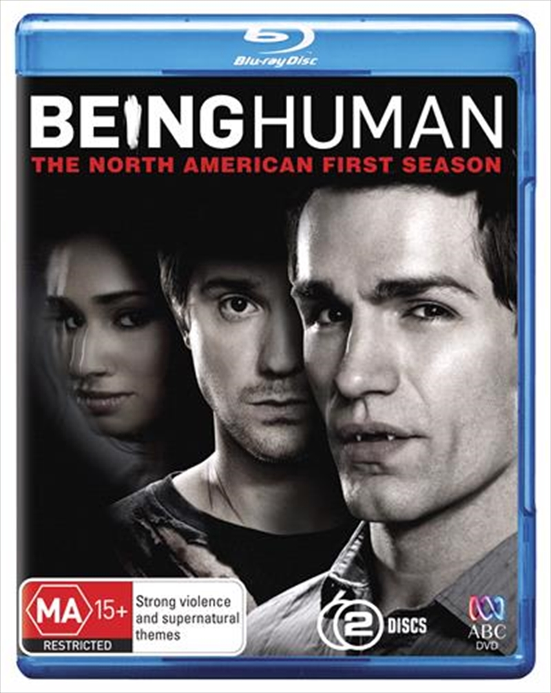 Being Human - U.S. - Season 1 | Blu-ray