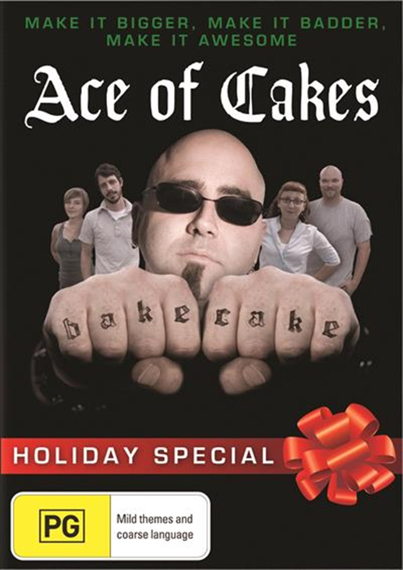 Ace Of Cakes: Holiday Special | DVD