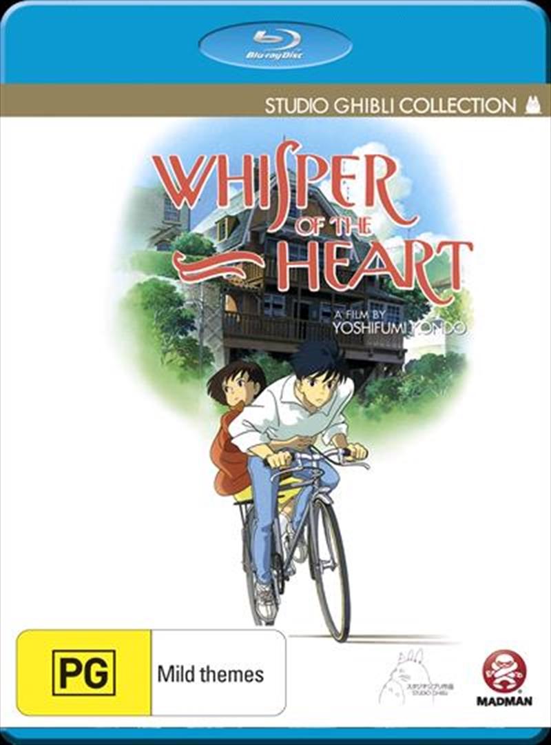 Whisper Of The Heart   Blu-ray