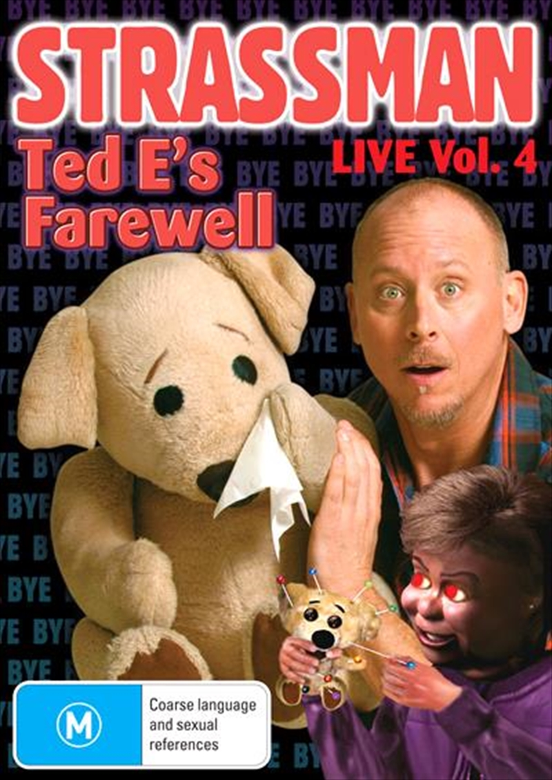 David Strassman: Ted E's Farewell | DVD
