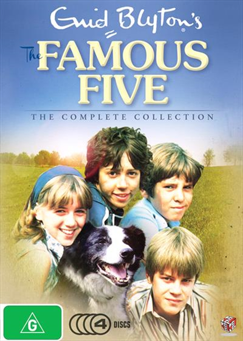 Famous Five - The Complete Collection, The | DVD