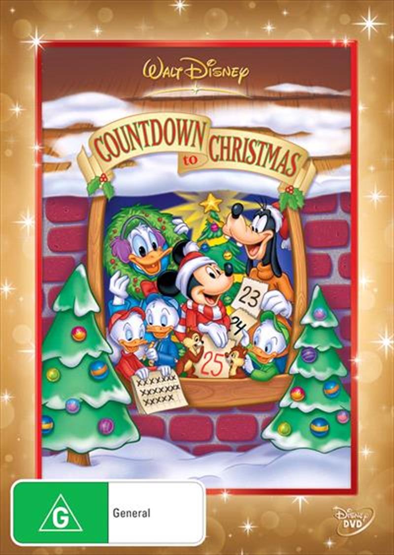 Countdown To Christmas | DVD