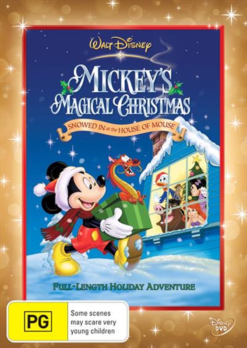 Mickey's Magical Christmas | DVD