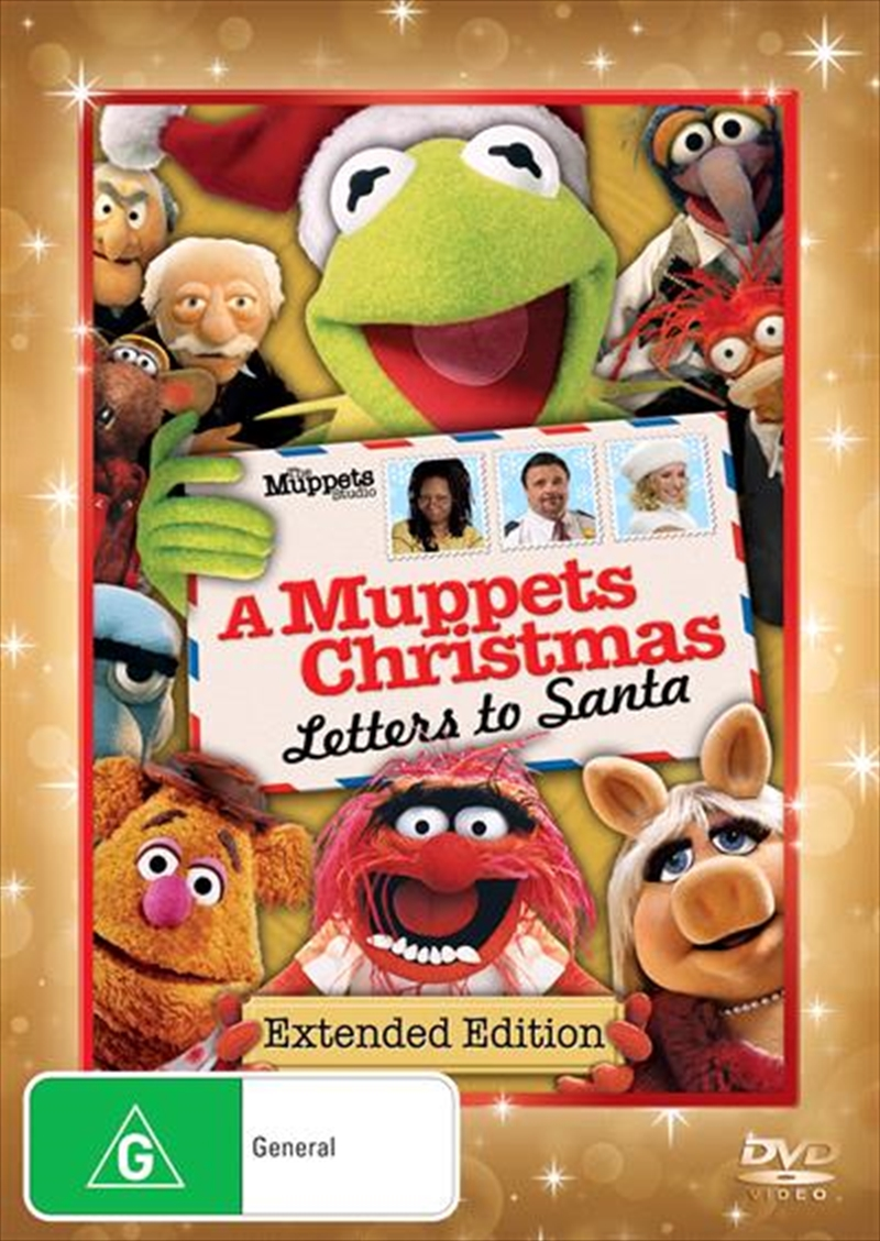 A Muppets Christmas: Letters To Santa - Extended Edition | DVD