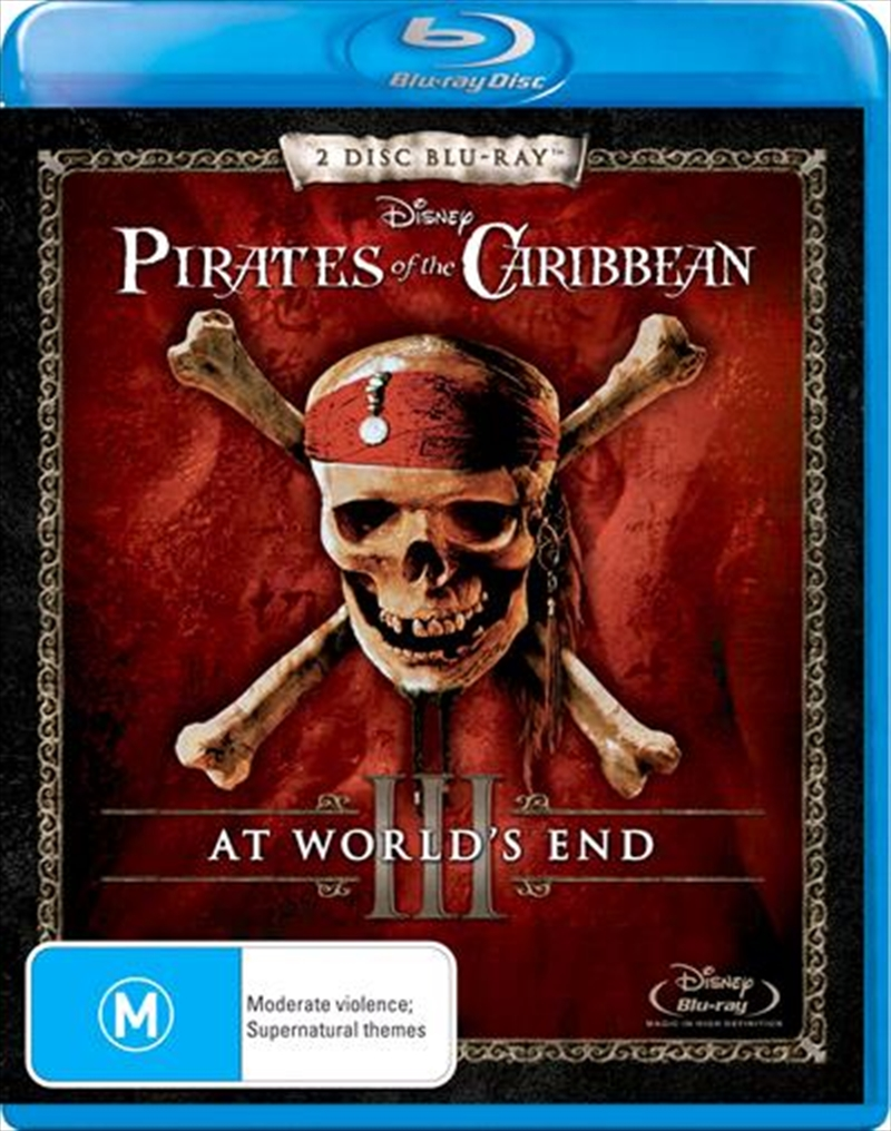 Pirates Of The Caribbean - At World's End | Blu-ray