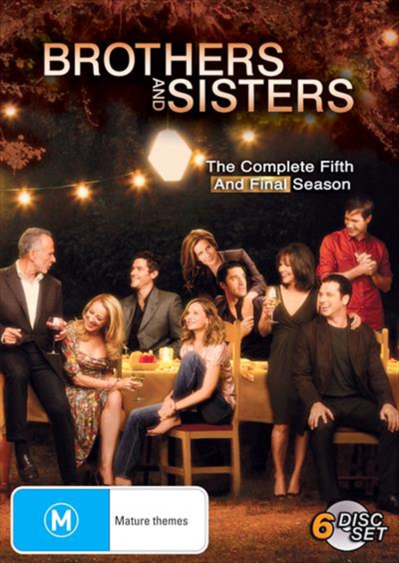 Brothers And Sisters - Season 5 | DVD