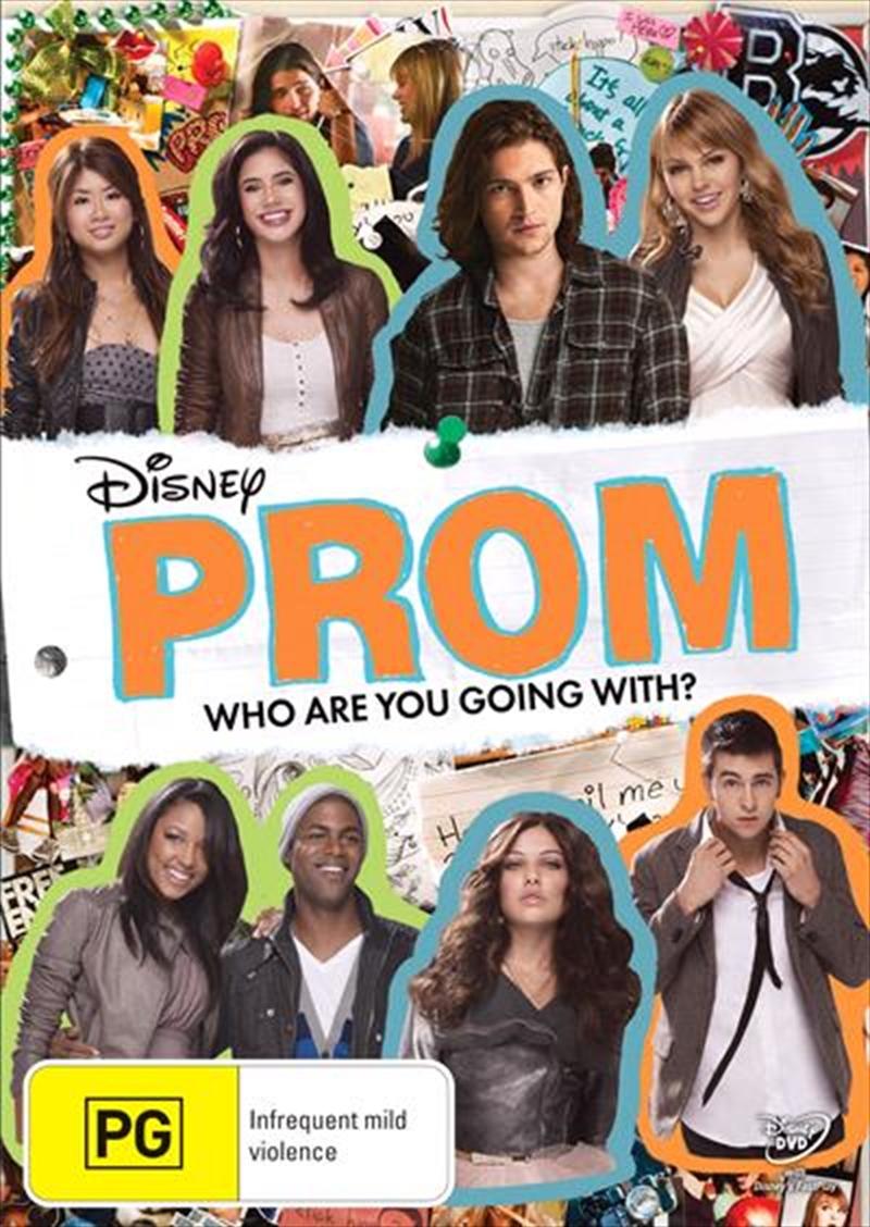 Prom | DVD