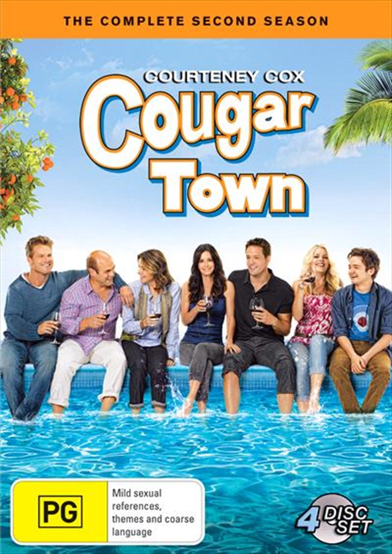 Cougar Town - Season 2 | DVD