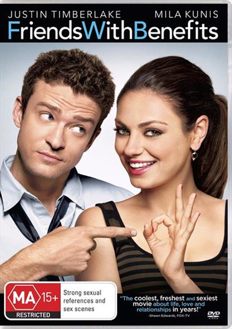 Friends With Benefits | DVD