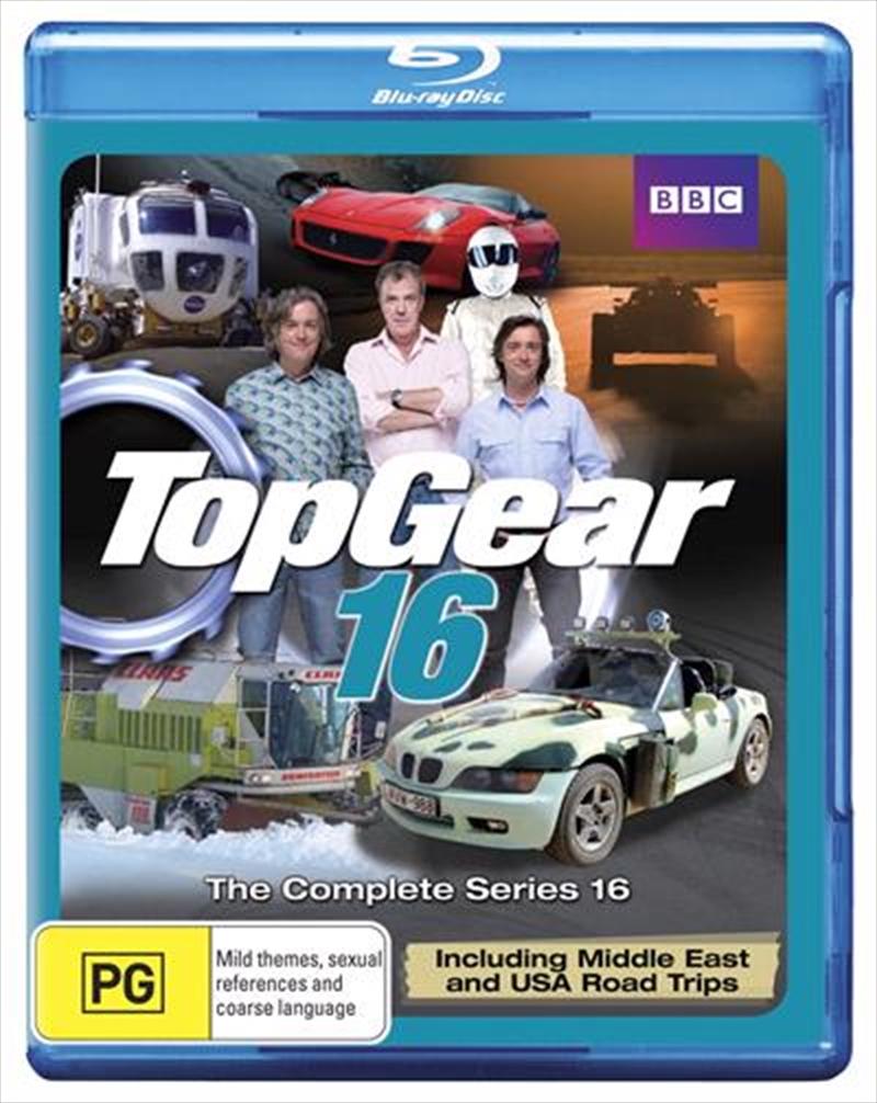 Top Gear: Series 16 | Blu-ray