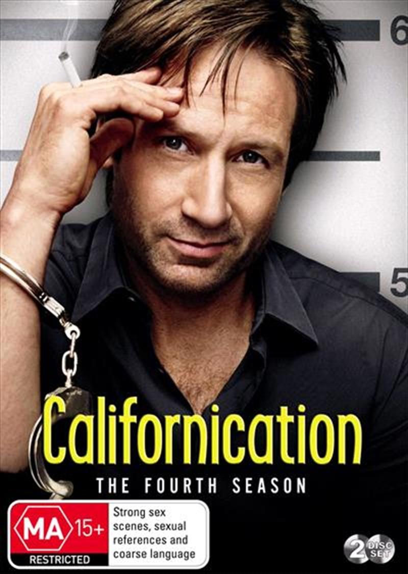 Californication - Season 4   DVD