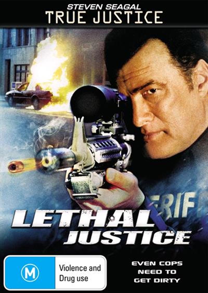 True Justice - Lethal Justice | DVD