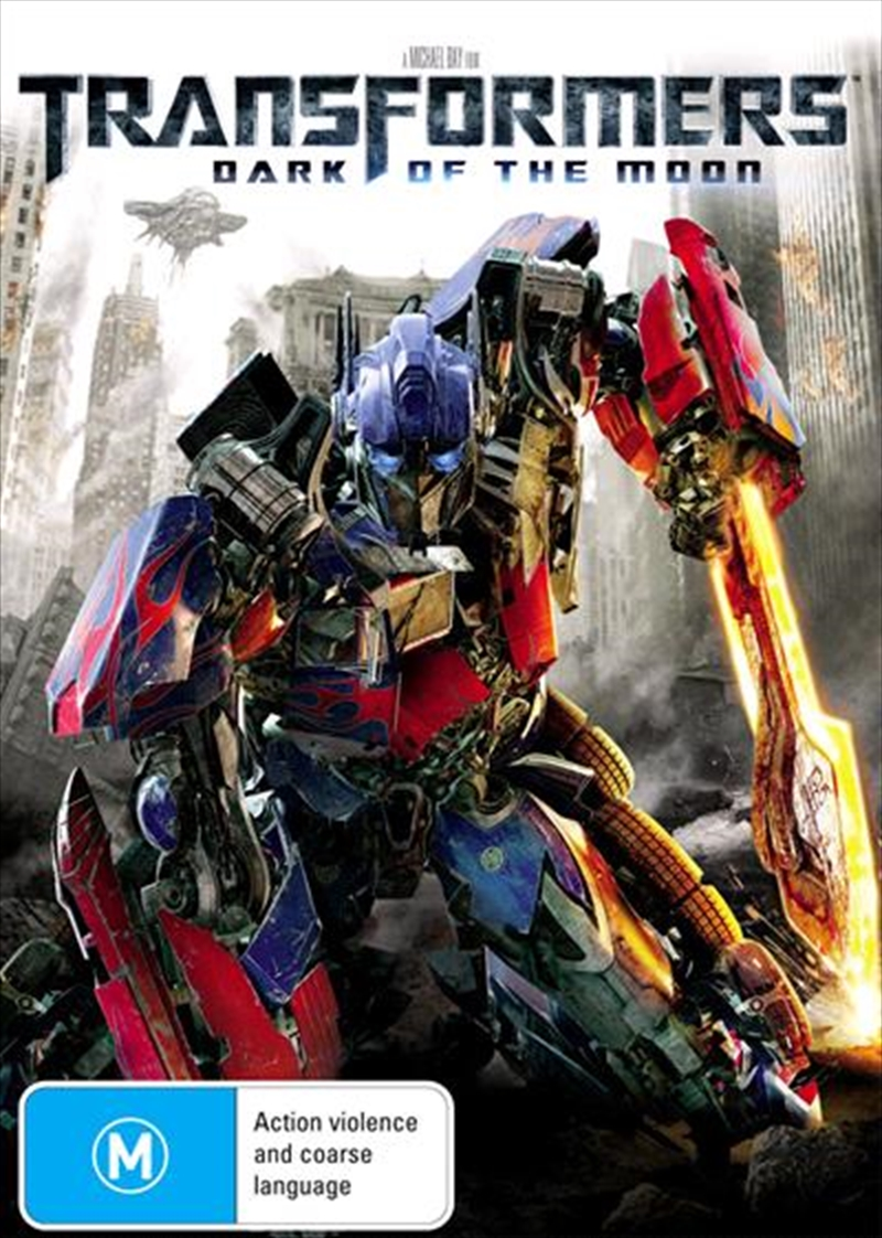 Transformers - Dark Of The Moon | DVD