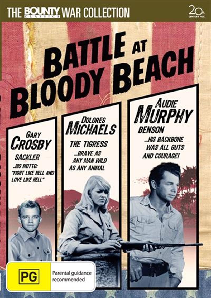 Battle At Bloody Beach | DVD