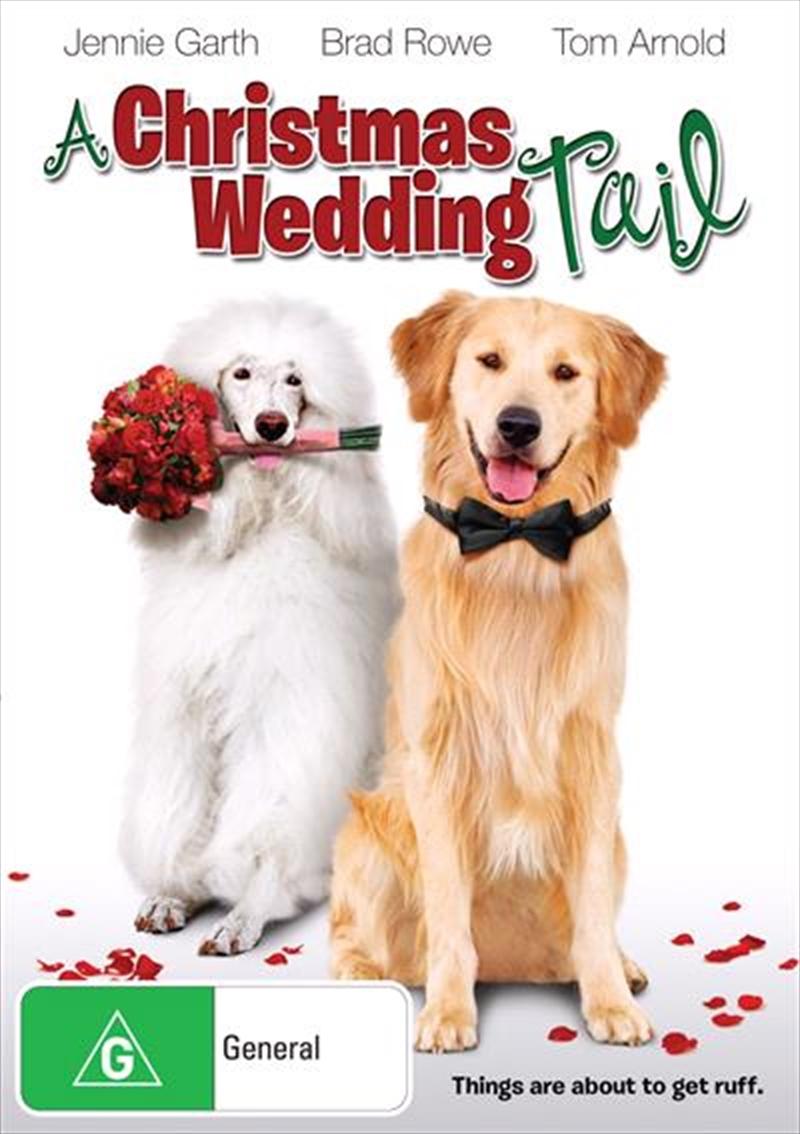 A Christmas Wedding Tail | DVD