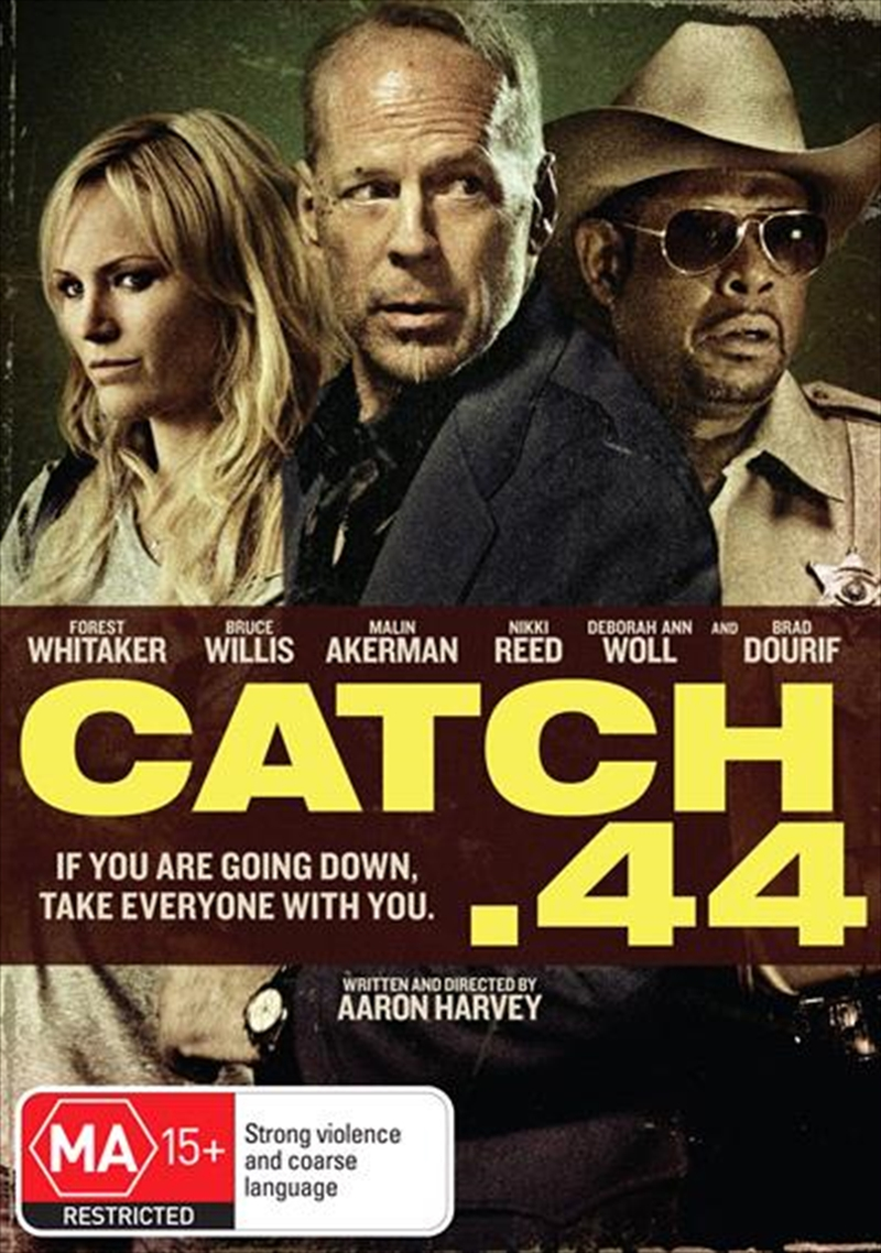 Catch .44 | DVD