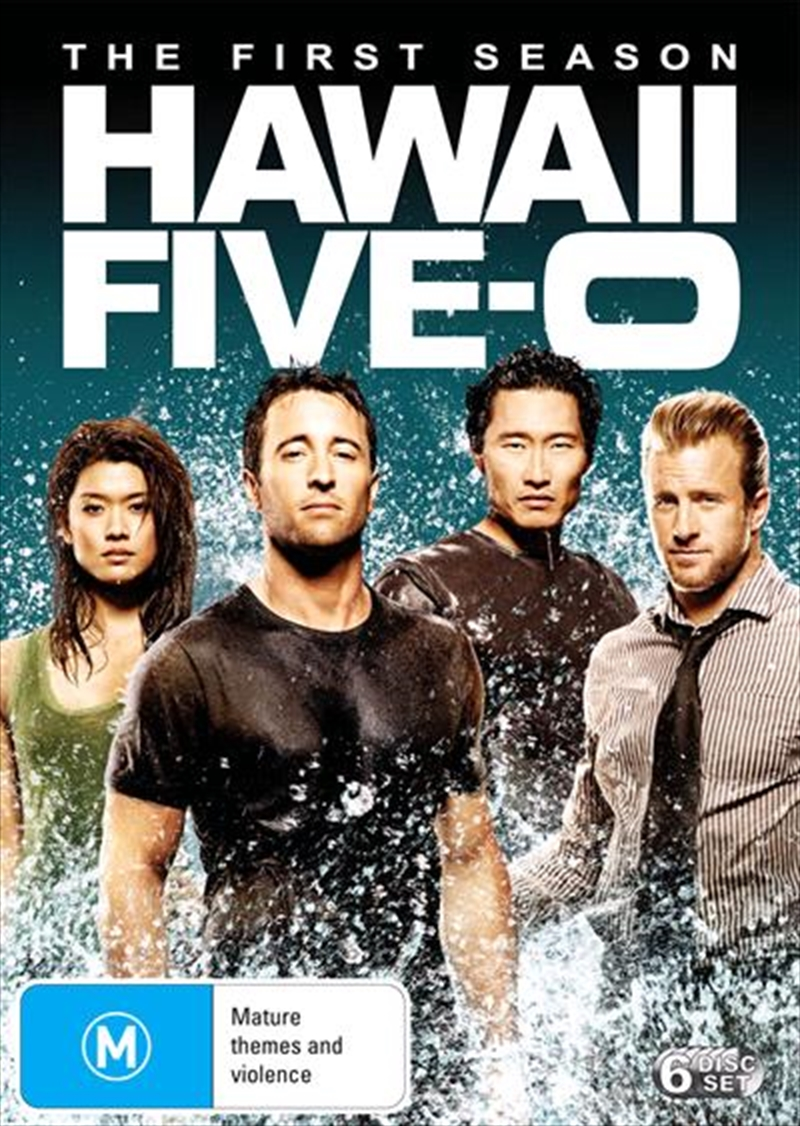 Hawaii Five-0 - Season 1 | DVD
