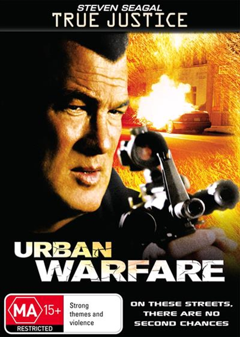 True Justice - Urban Warfare | DVD