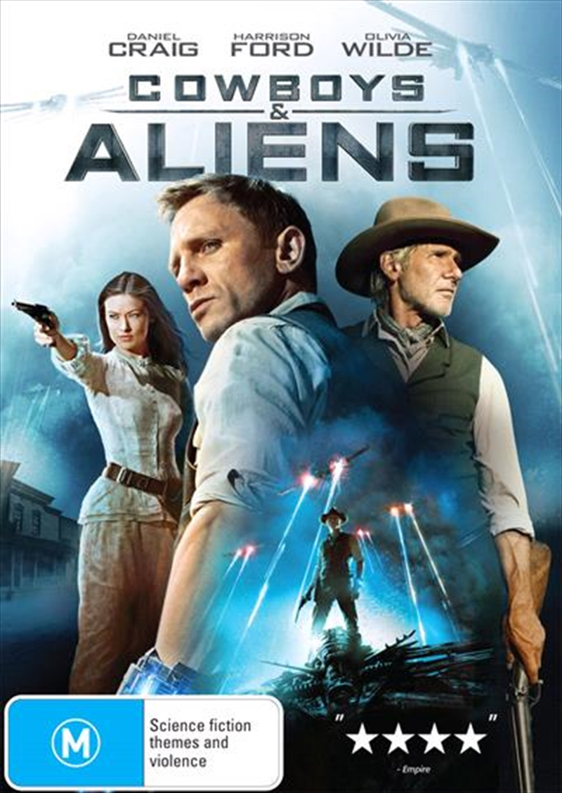 Cowboys and Aliens | DVD