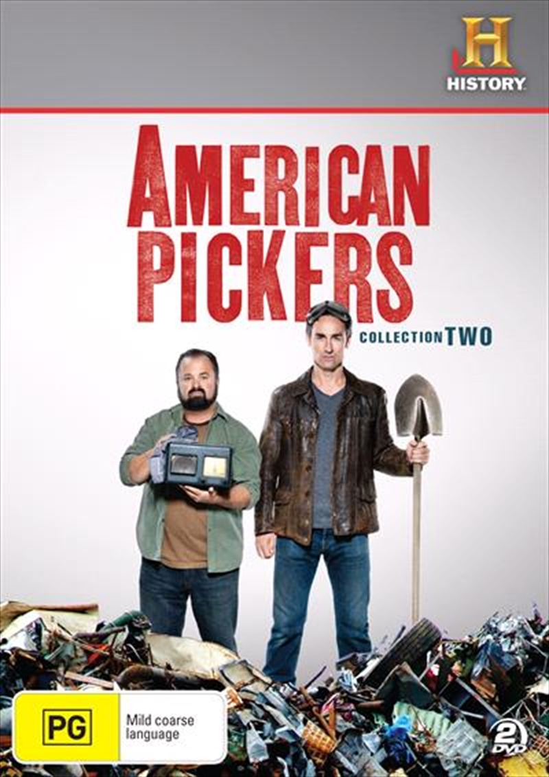 American Pickers: Season 2 | DVD